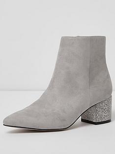 river-island-river-island-pippas-point-toe-diamante-heel-boot