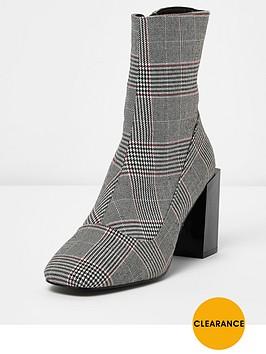 river-island-square-toe-block-heel-boot