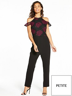 ax-paris-petite-lace-top-jumpsuit