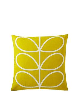 orla-kiely-linear-stem-reversible-cushion-sunflower