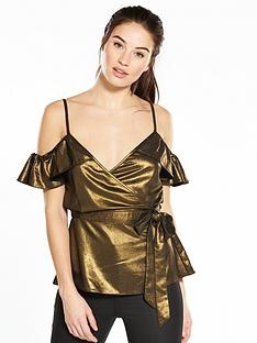 v-by-very-metallic-cold-shoulder-cami