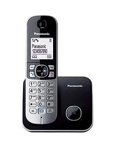 panasonic-kx-tg6811eb-digital-cordless-phone-single