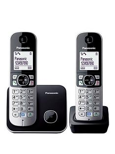 panasonic-kx-tg6812eb-digital-cordless-phone-twin-handset