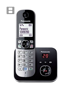 panasonic-kx-tg6821eb-cordless-dect-phone-with-answering-machine-single