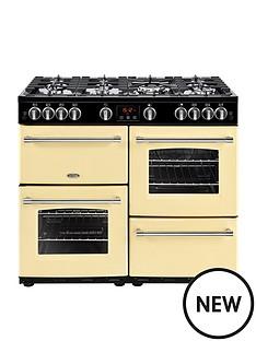 belling-belling-farmhouse-100g-100cm-gas-range-cooker-cream