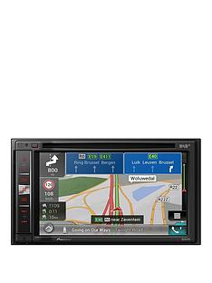 pioneer-avic-f980dab-double-din-high-end-navigation-av-system-with-62-inch-touchscreen-apple-carplay-android-auto-bluetooth-cddvd-and-dab-radio