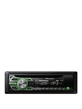 Pioneer Pioneer Deh-150Mpg Cd Rds Tuner With Wma/Mp3 Playback And Front  ... Picture