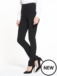 v-by-very-high-waisted-slim-leg-trouser-black