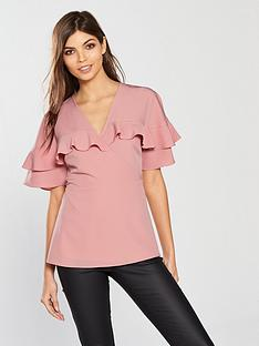 v-by-very-frill-wrap-top