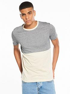 selected-homme-tim-colour-block-ss-tee
