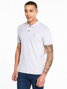 selected-homme-embroidery-polo