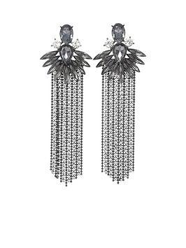 river-island-gothic-tassel-earrings