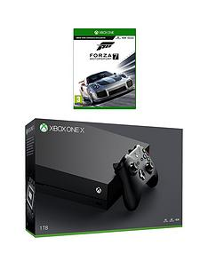 xbox-one-x-console-with-forza-7nbspplus-optional-extra-controller-andor-12-months-xbox-live-gold