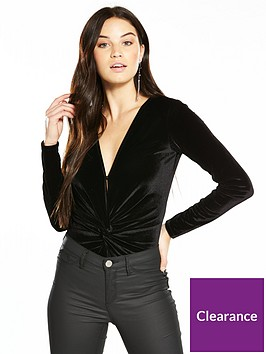 v-by-very-velvet-wrap-bodysuit