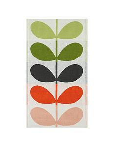 orla-kiely-house-large-stem-pack-of-2-hand-towels-ndash-tomato