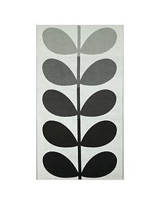 orla-kiely-house-large-stem-extra-large-bath-sheet-ndash-grey