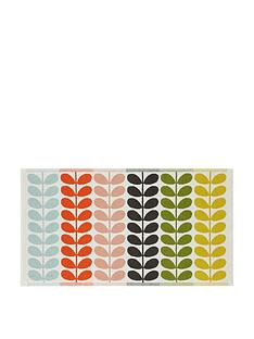 orla-kiely-house-multi-stem-pack-of-2-bath-mats