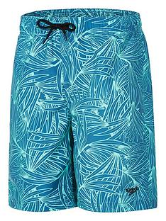 speedo-speedo-boys-forestfield-17-inch-printed-watershort