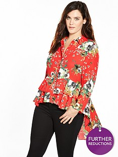 v-by-very-curve-dipped-hem-blouse