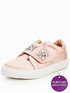 v-by-very-athena-embellished-strap-trainer-blush