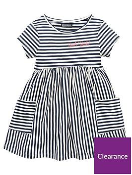mini-v-by-very-girls-jersey-stripe-dress