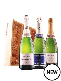 virgin-wines-laurent-perrier-champagne-trio-in-wooden-gift-box
