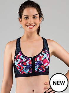 dorina-fast-medium-impact-sports-bra-blue-floral