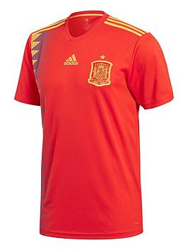 e0e579990ee adidas Spain Replica Home Shirt   littlewoods.com