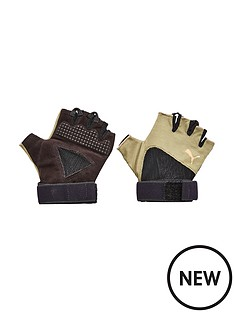 puma-combat-training-grip-gloves-oliveblacknbsp