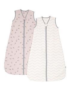 mamas-papas-mamas-papas-dreampod-sleep-bag-25-tog-pack-of-2-pink