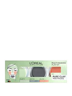 loreal-paris-l039oreal-paris-pure-clay-mask-multi-masking-kit