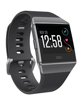 Fitbit Fitbit Ionic Charcoal/Smoke Gray Picture