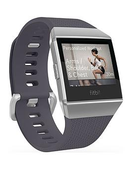 Fitbit Fitbit Ionic Blue-Gray/White Picture