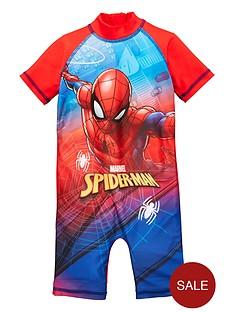 spiderman-boys-swim-suit