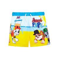 16f3687f196ad Paw Patrol Paw Patrol Boys Beach Printed Swim Shorts