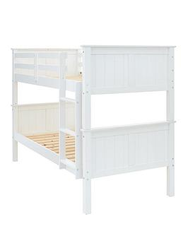 classicnbspnovaranbspbunk-bed-with-mattress-options-buy-and-save