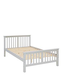 novara small double frame - bed frame only