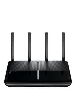 TP Link Tp Link Ac2800 Dual-Band Wireless Gigabit Vdsl Modem Router (For  ... Picture