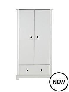 luca-2-door-1-drawer-kids-wardrobe