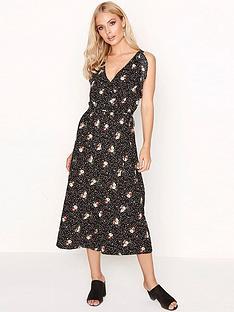 girls-on-film-black-ditsy-printed-culotte-jumpsuit