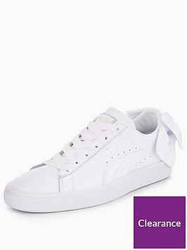puma-basket-bow-white