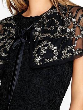 girls-on-film-girls-on-film-black-sequin-shawl-over-up-with-velvet-tie