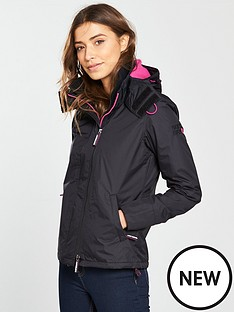 superdry-arctic-hooded-windcheater-coat-blackraspberry