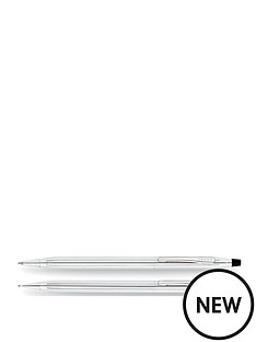 cross-cross-classic-century-chrome-ball-point-pen-and-pencil-set