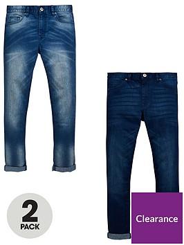 v-by-very-boys-2-pack-skinny-jeans--nbspmulti