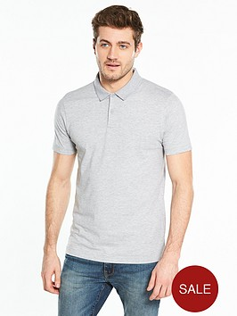 v-by-very-short-sleeve-jersey-polo-greynbsp
