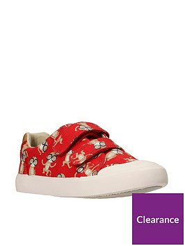 clarks-baby-boys-comic-air-shoes-red
