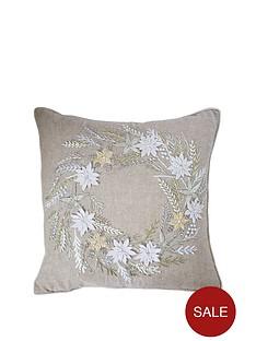 gallery-wreath-hand-embroiderednbspcushionnbsp