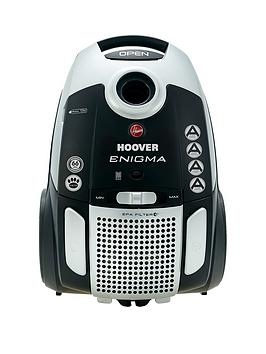 Hoover Hoover Enigma Pets Te70/En21 Bagged Cylinder Vacuum Cleaner -  ... Picture