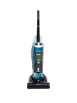 Hoover   Breeze Evo Th31 Bo01 Upright Vacuum Cleaner - Blue/Black